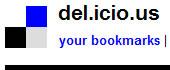 Del.icio.us - Konečně mám své záložky tam kde potřebuji
