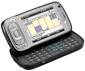 HTC TyTN II naživo