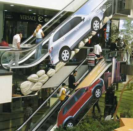 creative advertisements cars 4x4
