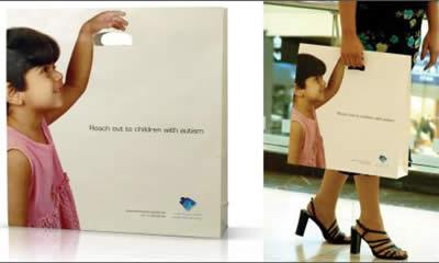 creative bag kreativní reklama taška kabelky