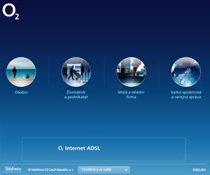 nový web O2
