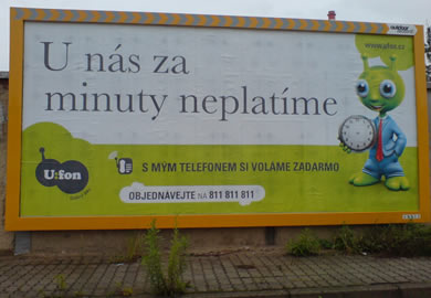 U:fone billboard