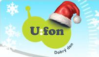 Také U:fon už letos oslaví vánoce