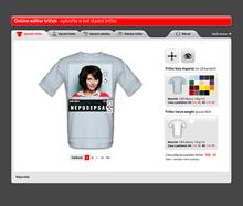 Vodafone - Vem si to an triko