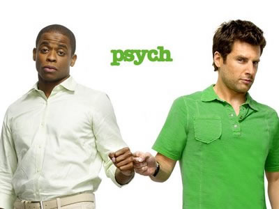 Psych - Agentura jasno
