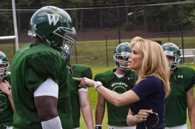 Recenze filmu The Blind Side